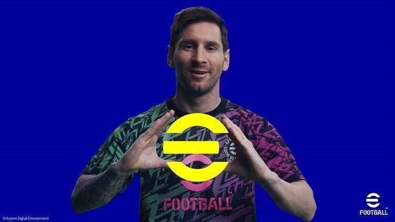 KONAMI Luncurin eFootball Yang Bakal Nandingin FIFA