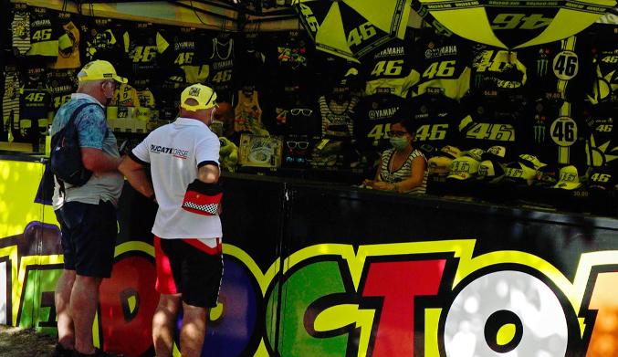 "Valentino Rossi Dirikan Taman ""Yellow Park Tavullia"" Didedikasikan Untuk Para Fans"