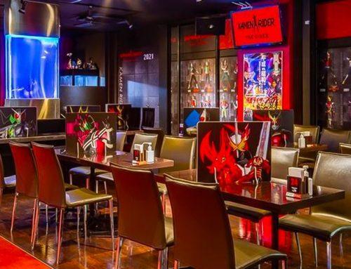 Restoran Dengan Tema Power Rangers Dibuka Di Jepang, Apa Aja Ya Menunya?