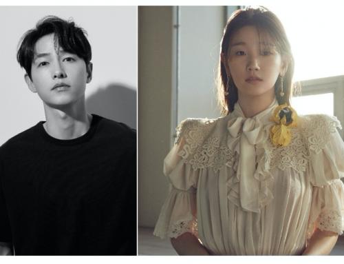Park So-dam dan Song Joong-ki Disatukan Dalam Festival Film Busan 2021
