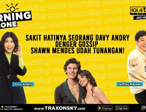 Morning Zone: Shawn Mendes Tunangan, Davi Andry Sakit Hati!