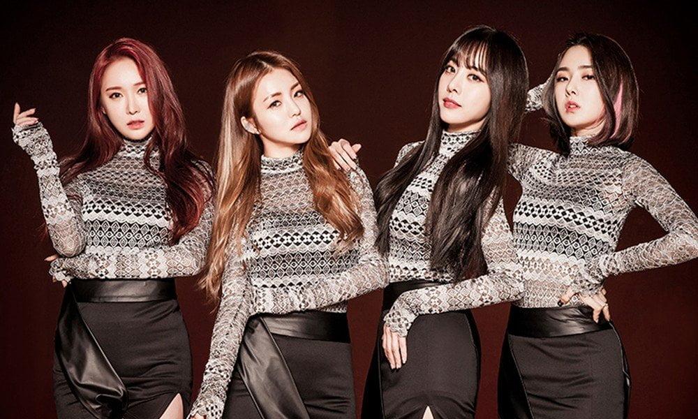 10 Girl Group Korea Terpopuler Oktober 2021