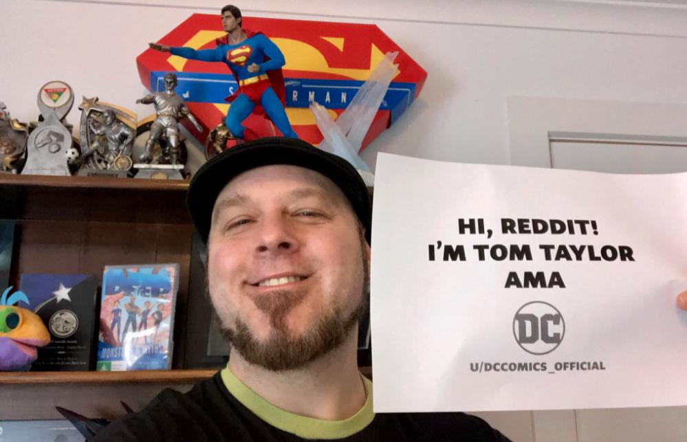 Ini Alasan DC Comics Buat Karakter Superman Biseksual