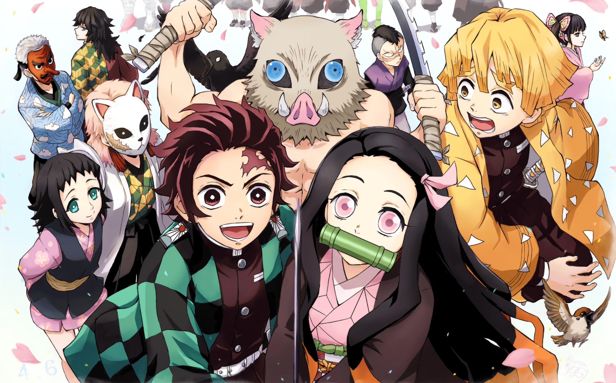 Kimetsu No Yaiba Jadi Anime Yang Paling Banyak Ditonton di Abad 21