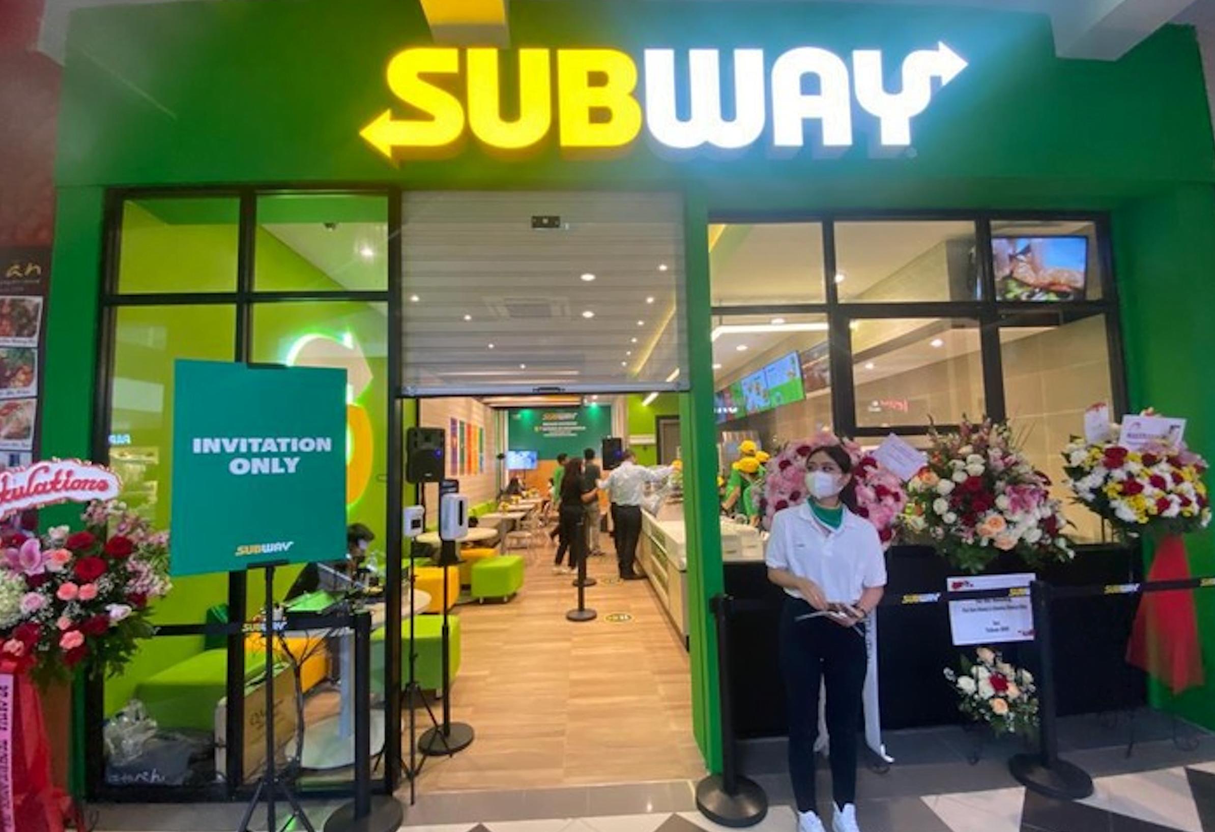 Subway Indonesia Udah Resmi Dibuka, Intip Menu dan Harganya Yuk!