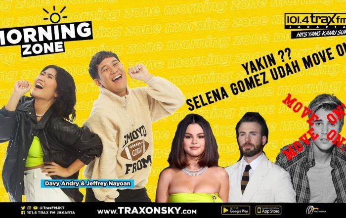 Morning Zone: Selena Gomez Udah Cocok Jadi Pasangan Captain America?